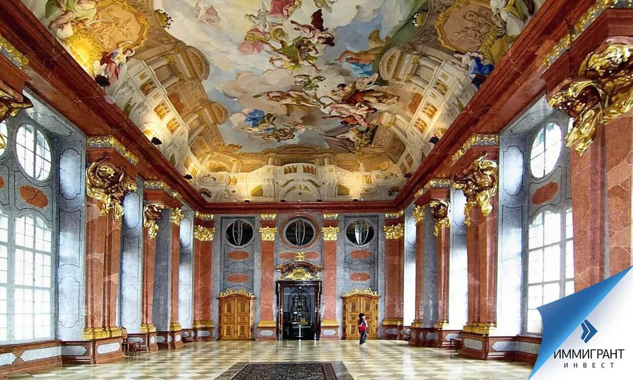 Организованный тур Эшет турс Австрия Вена