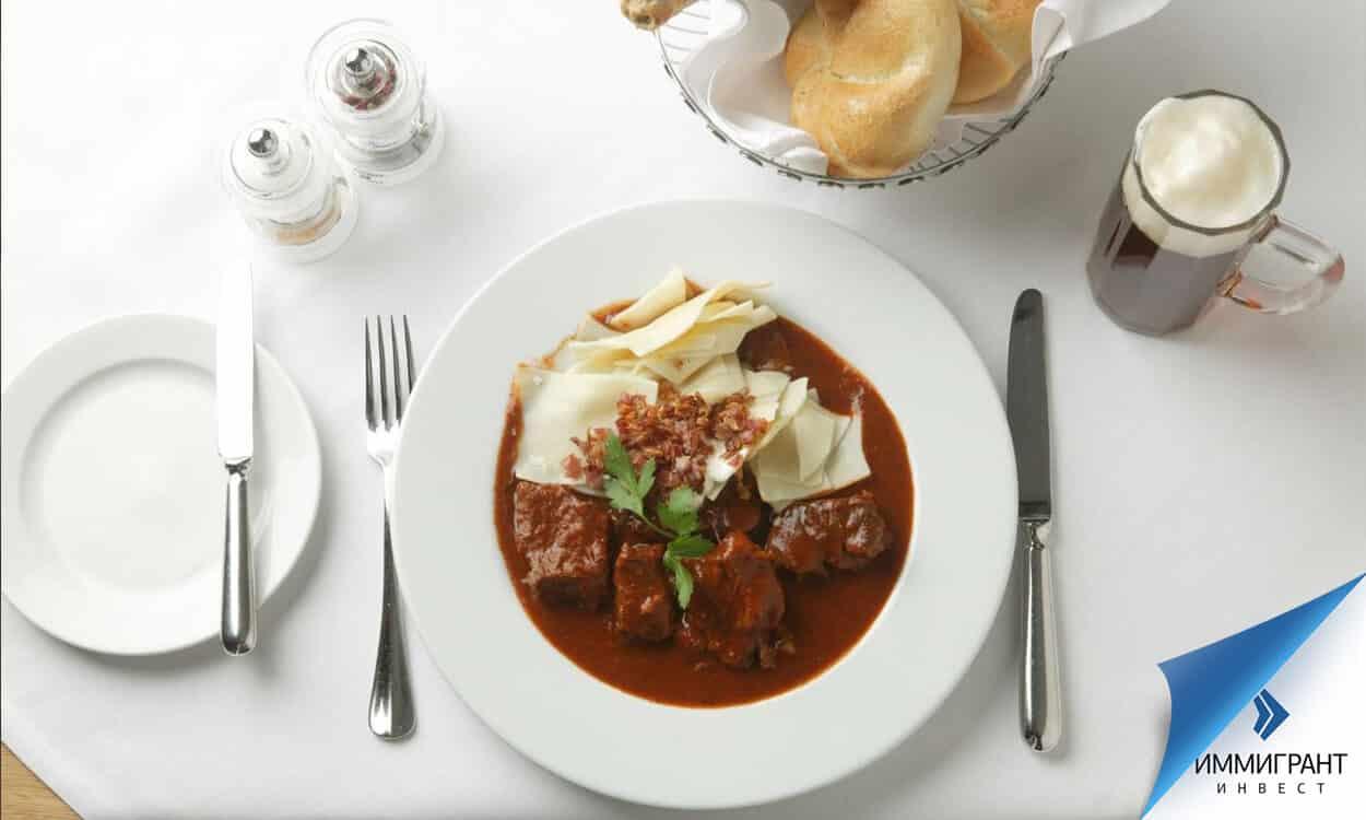 Какая национальная кухня, традиционные блюда и еда в Австрии