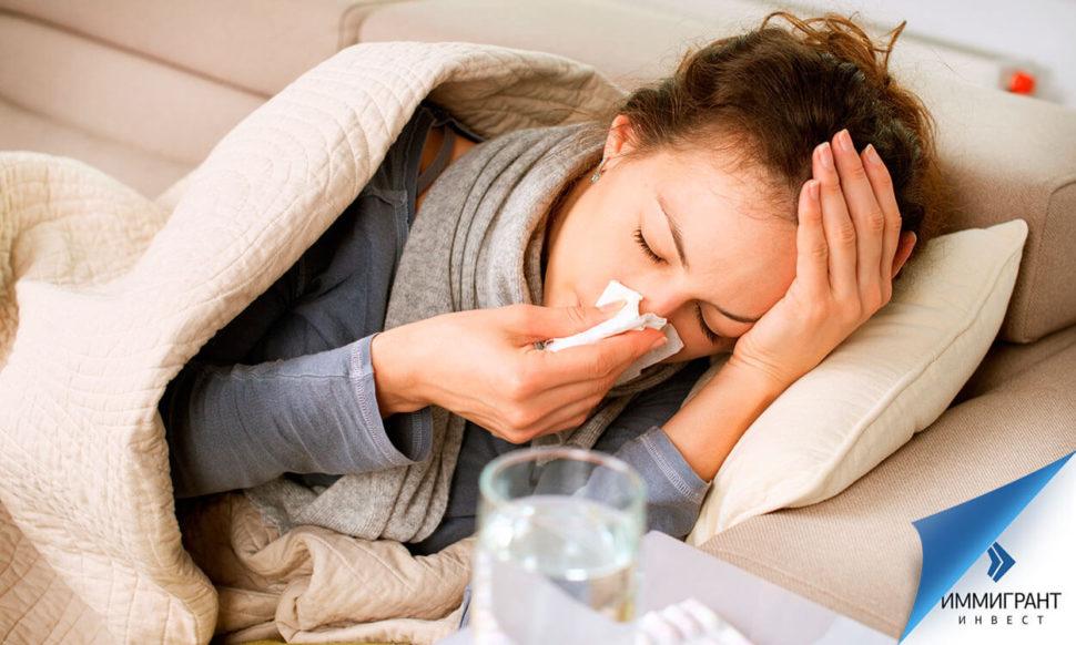 В подтверждение болезни нужно получить у врача больничный – Gesundmeldung