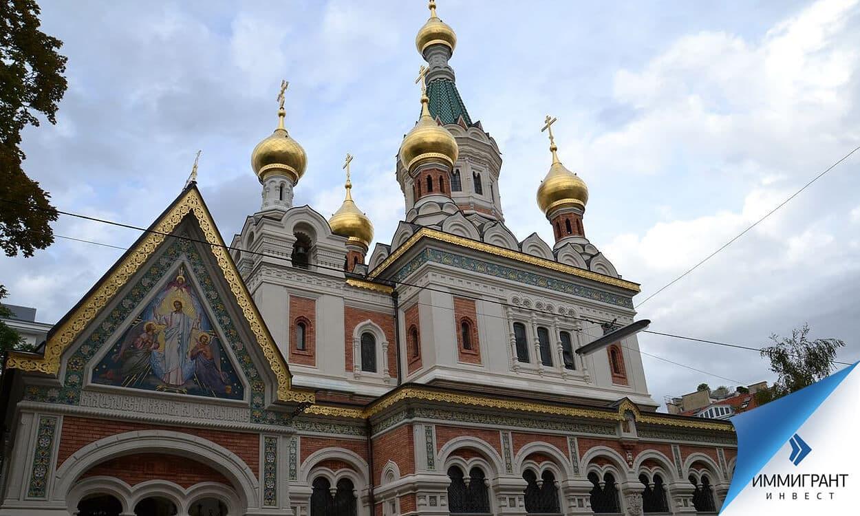 Православный храм Николая Чудотворца в Вене не музей, а действующая церковь