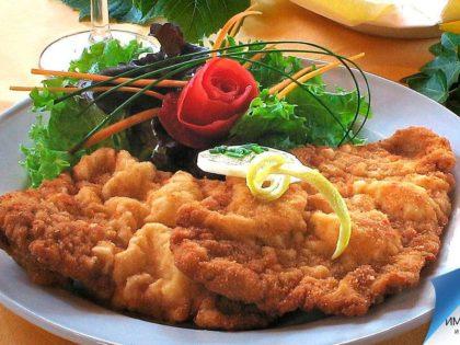 Традиционная австрийская кухня