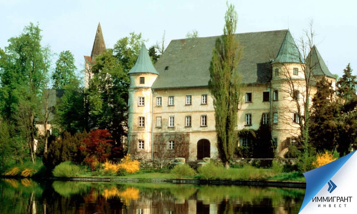 Стоимость элитной недвижимости в Австрии достаточно высокая