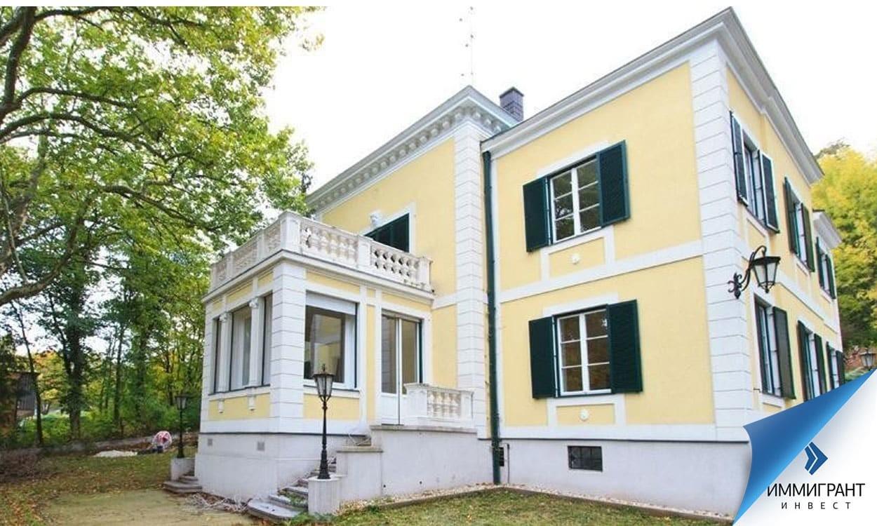 Недвижимость в пригородах Вены популярна у покупателей, стремящихся жить в собственном доме