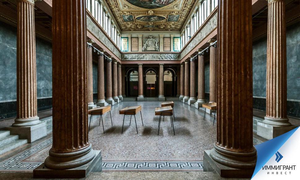 Академия изобразительных искусств в Вене – одна из старейших в Европе