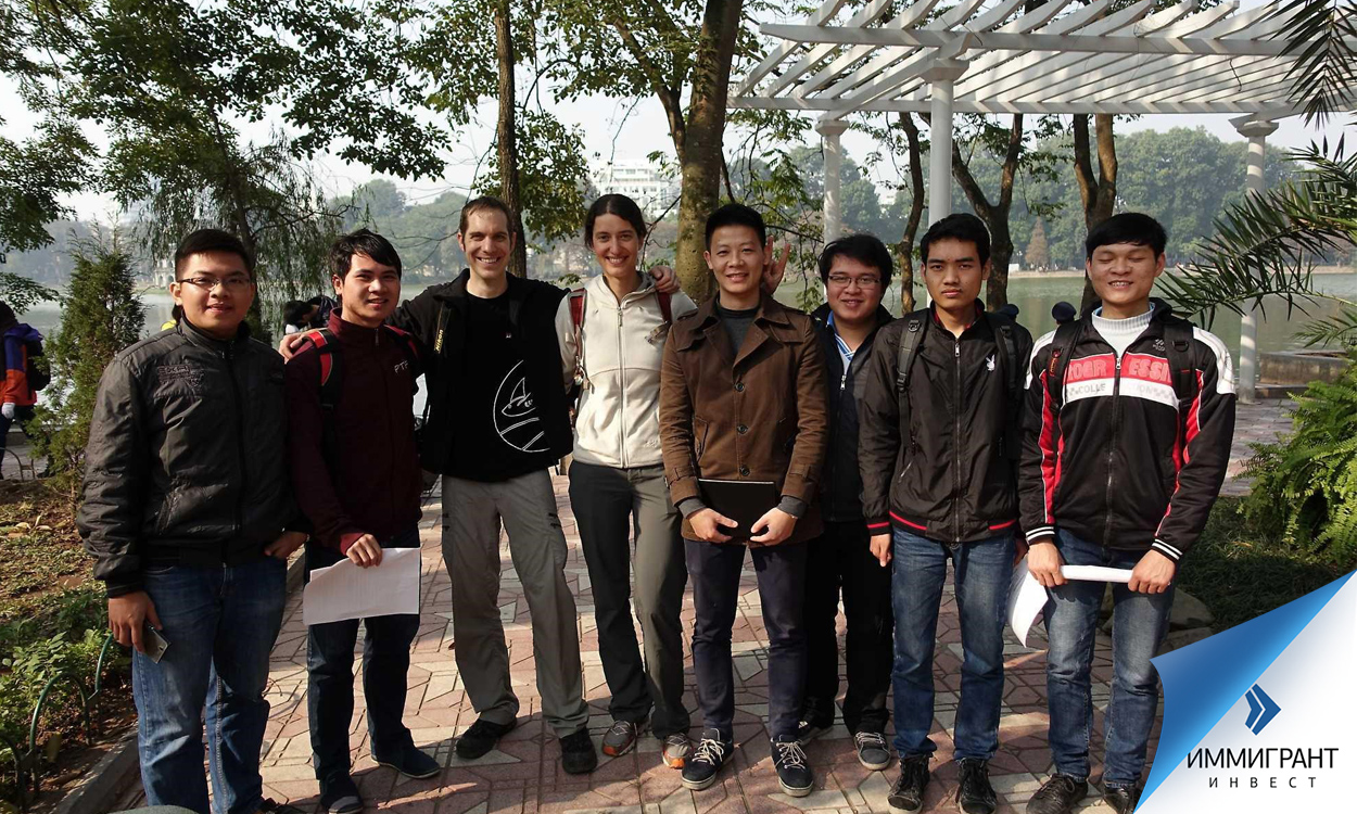 10-12 % студентов университета в Граце в Австрии – иностранцы