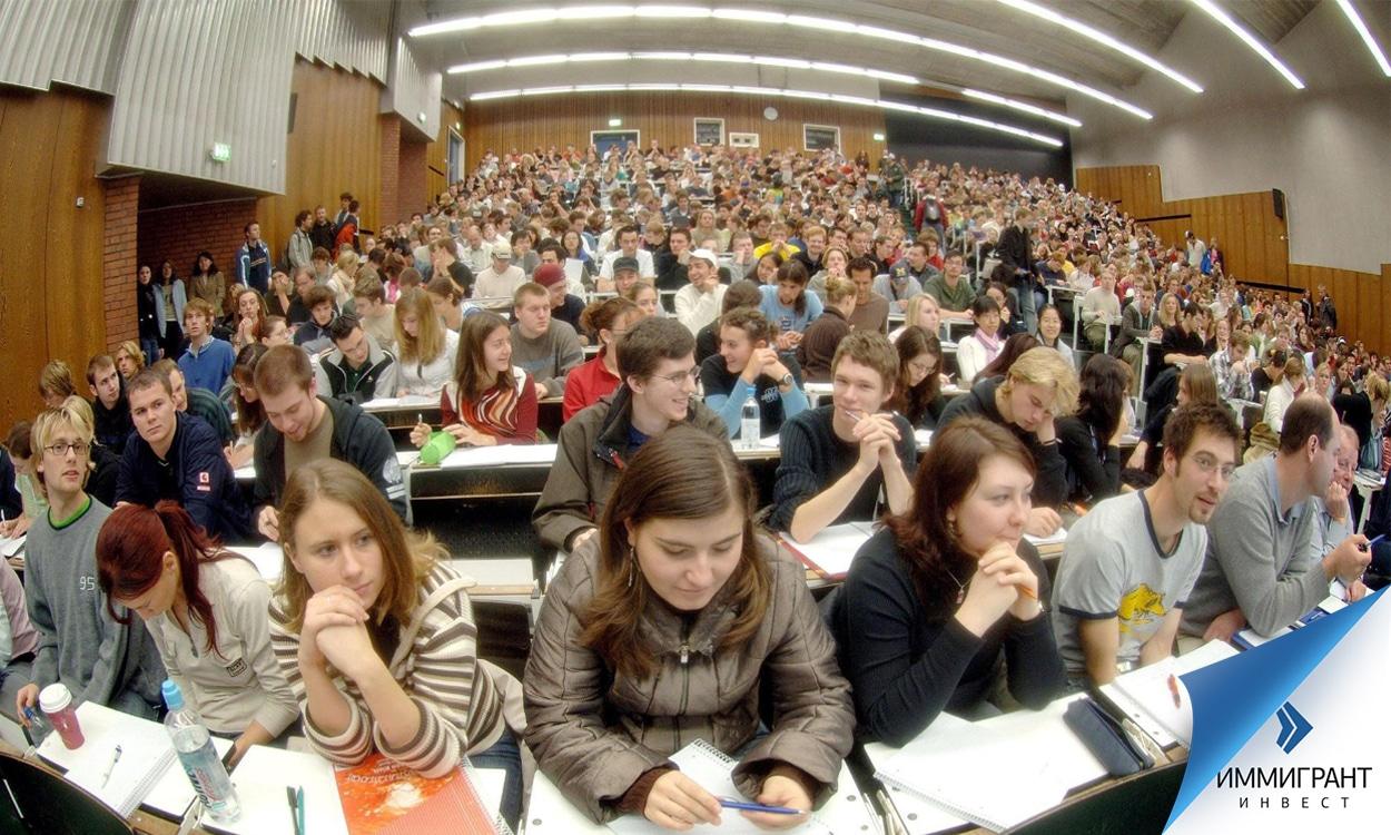 Только 10 % курсов в Университете Граца (Австрия) преподают на английском