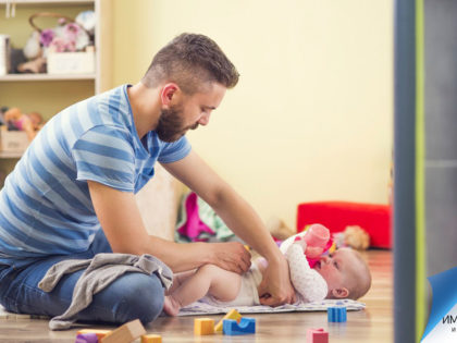 Декретный отпуск у отца: условия, сроки, выплаты