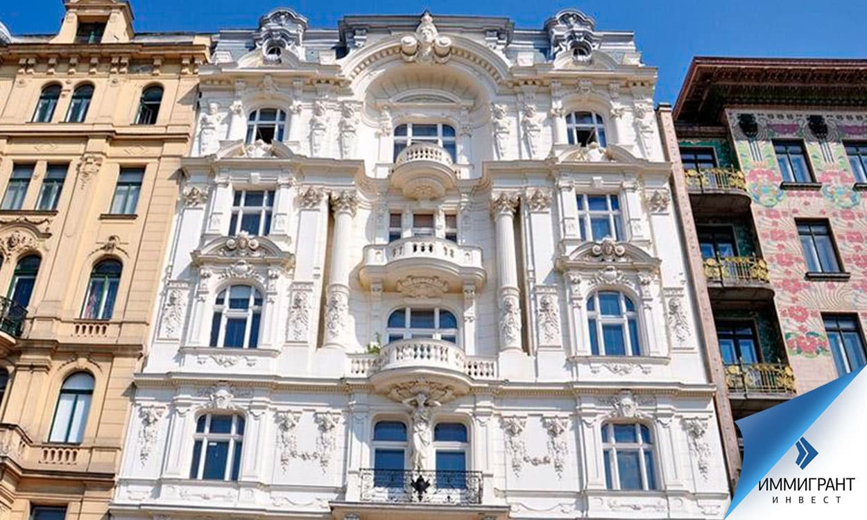 Дом в Вене
