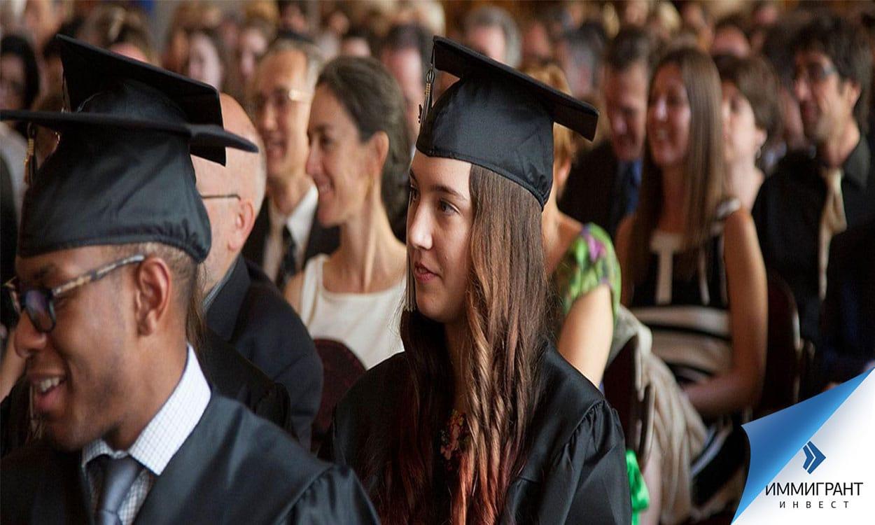 Выпускники Американской академии