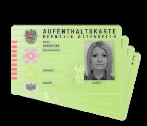Вид на жительство в Австрии